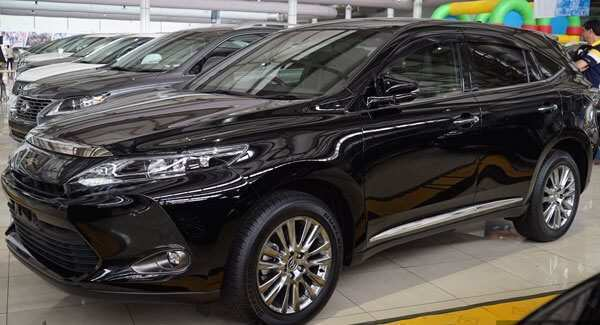 27 The Best Toyota Harrier 2020 Price And Review