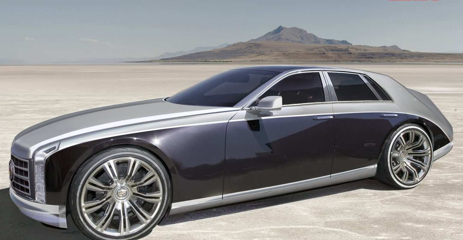 27 The Cadillac Dts 2020 New Concept