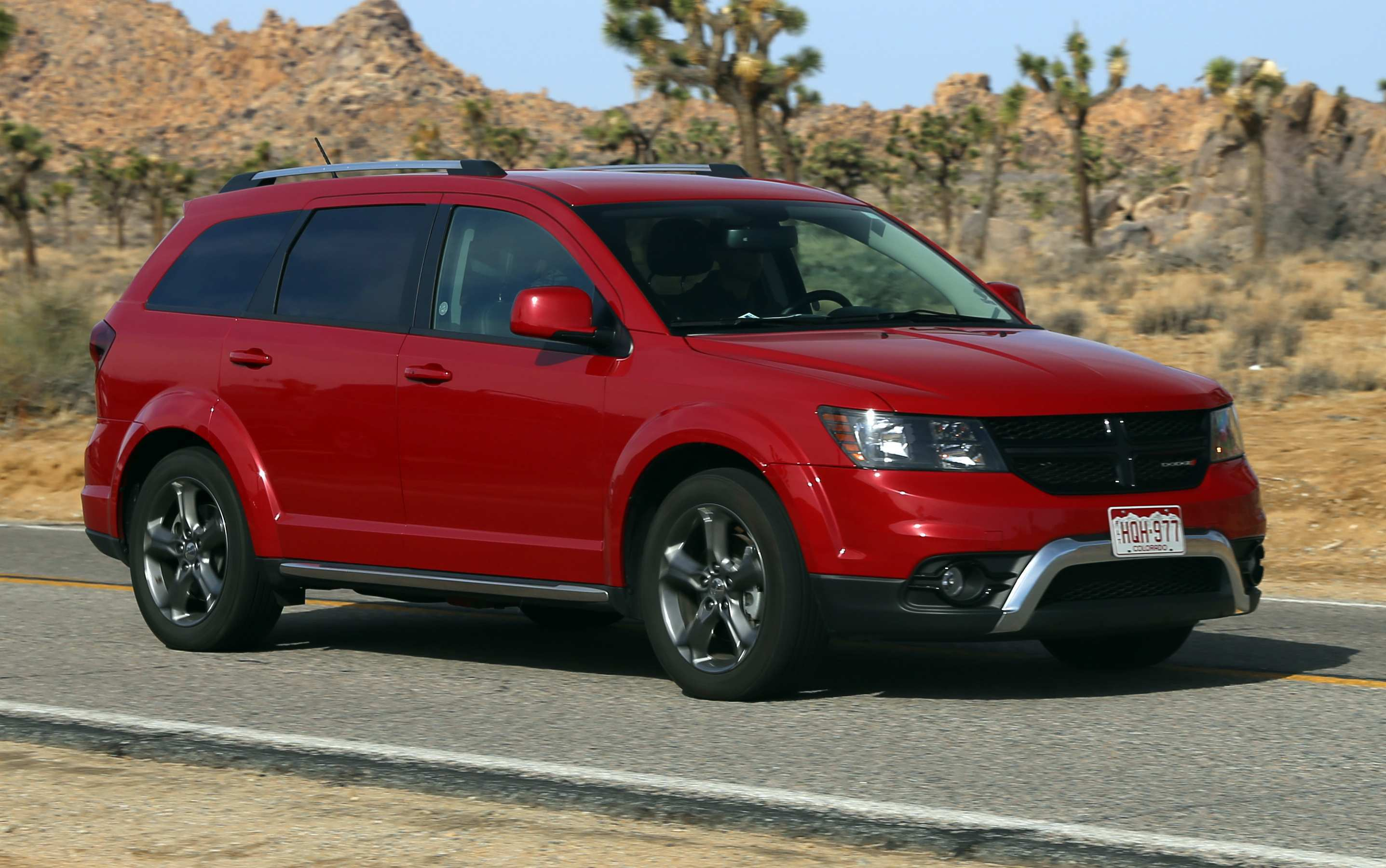 27 The Dodge Journey 2020 Colombia Release