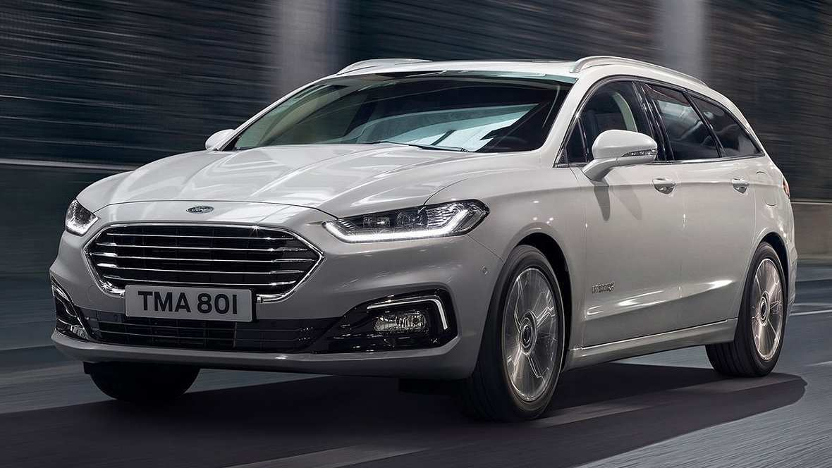 27 The Ford Mondeo 2020 Performance