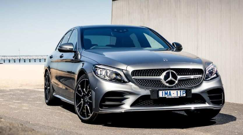27 The Mercedes Benz C Class Facelift 2019 Redesign And Concept