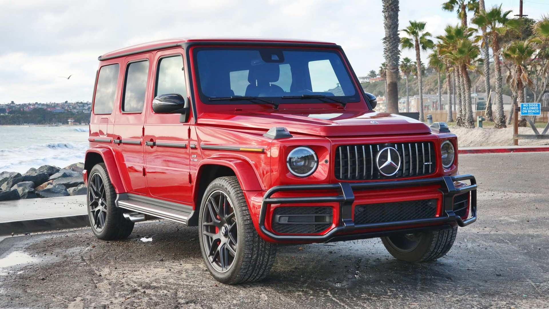 27 The Mercedes G 2019 History
