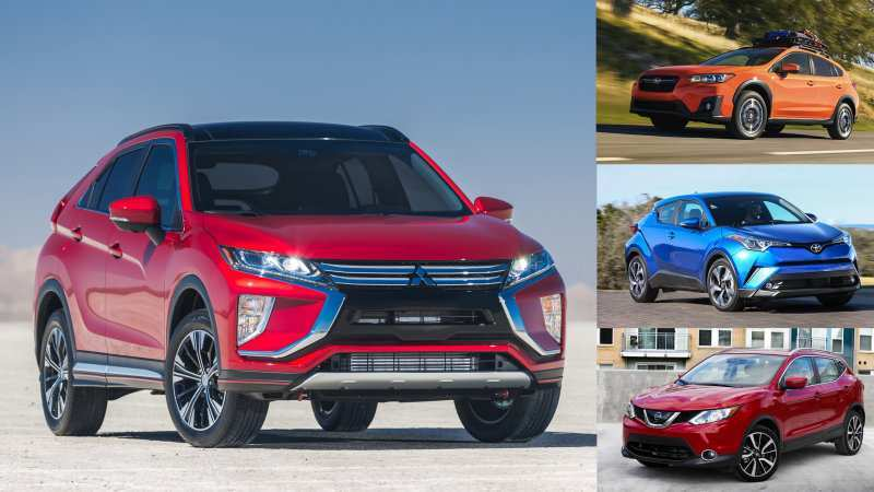 27 The Mitsubishi Eclipse Cross Hybrid 2020 Redesign And Review