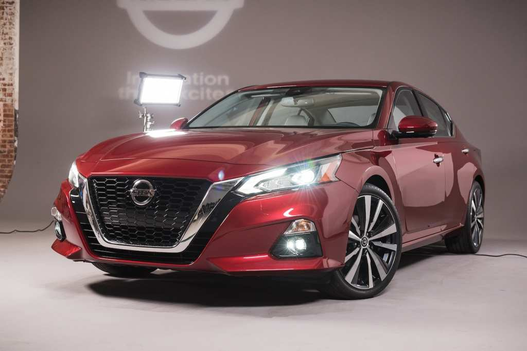 27 The Nissan Altima 2020 Price New Model And Performance