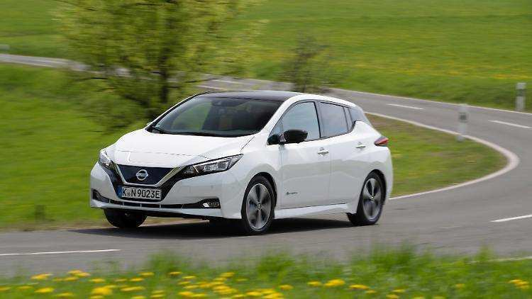 27 The Nissan Leaf 2019 60 Kwh Release Date And Concept
