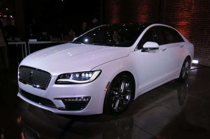 27 The Spy Shots Lincoln Mkz Sedan Release Date