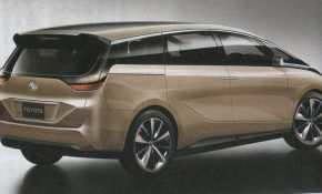 27 The Toyota Estima 2020 Review And Release Date