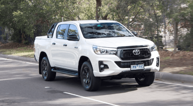 27 The Toyota Hilux 2020 Spesification