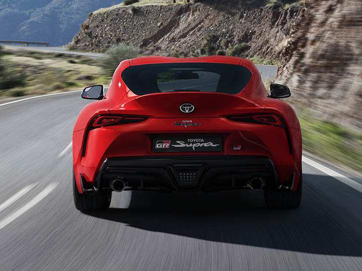 27 The Toyota Supra 2019 Exterior And Interior