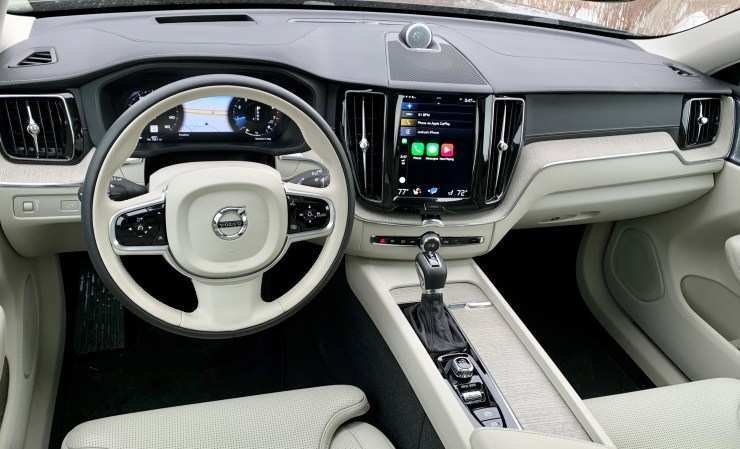27 The Volvo 2019 Interior First Drive