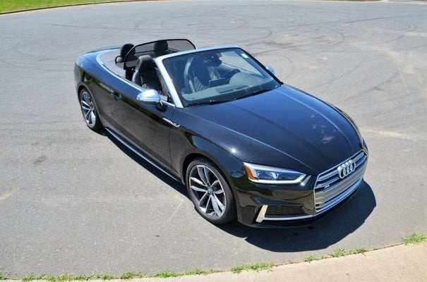 28 A 2019 Audi S5 Cabriolet Review And Release Date