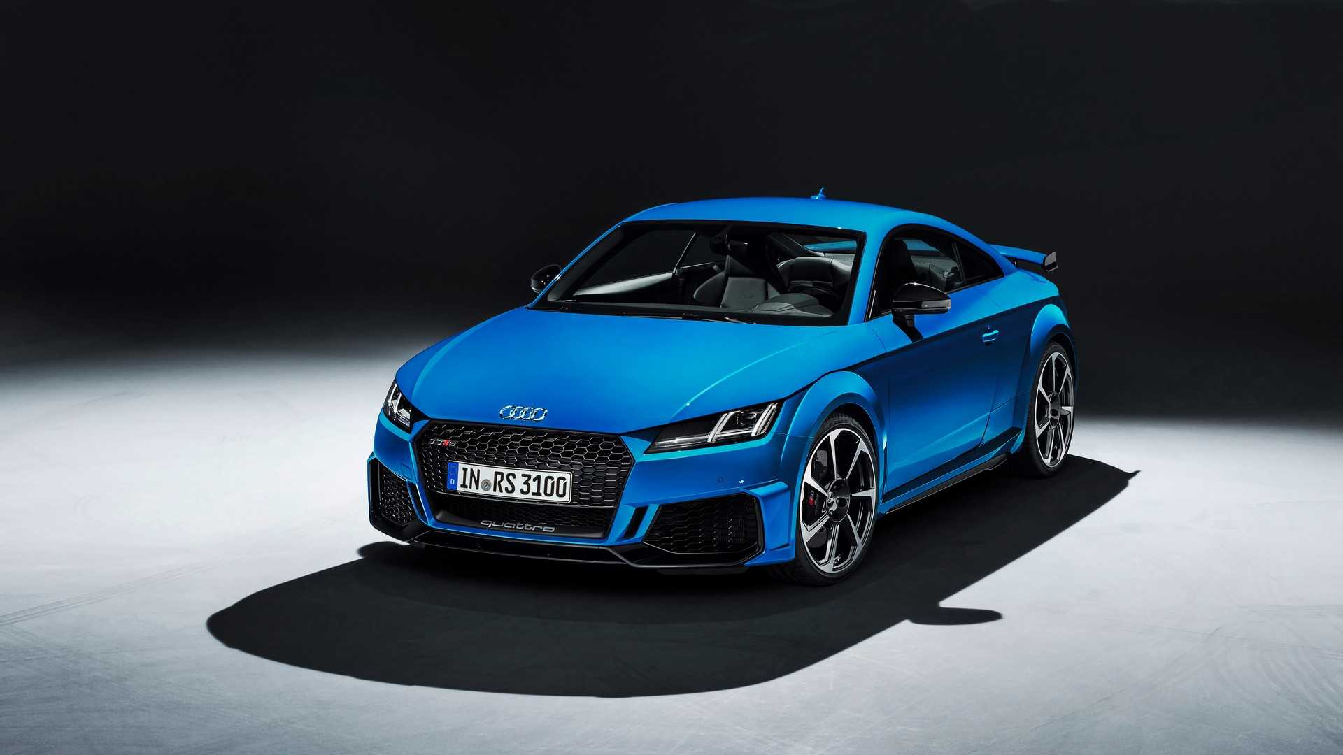 28 A 2019 Audi Tt Rs Picture