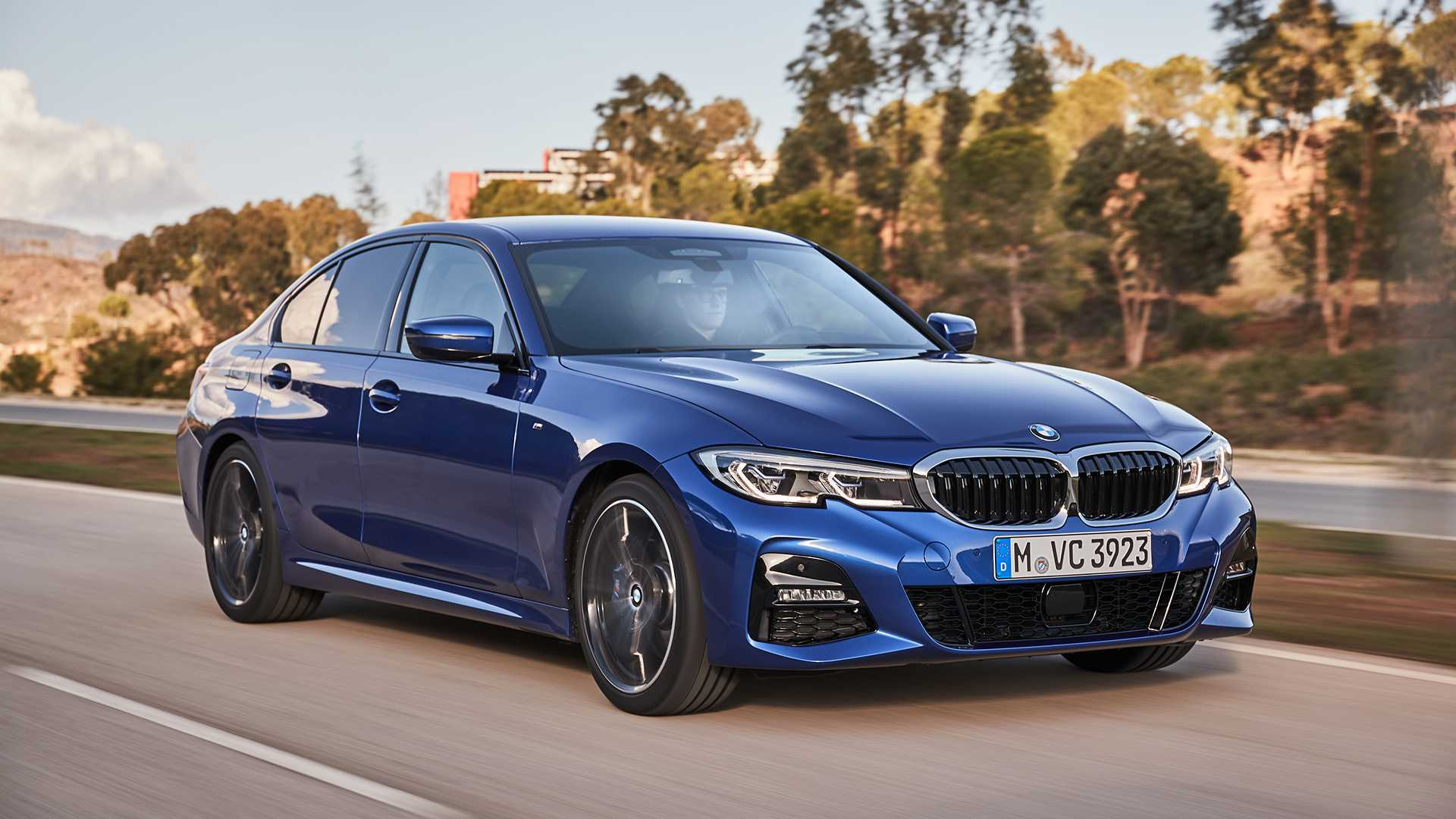 28 A 2019 BMW 3 Series Brings First Drive