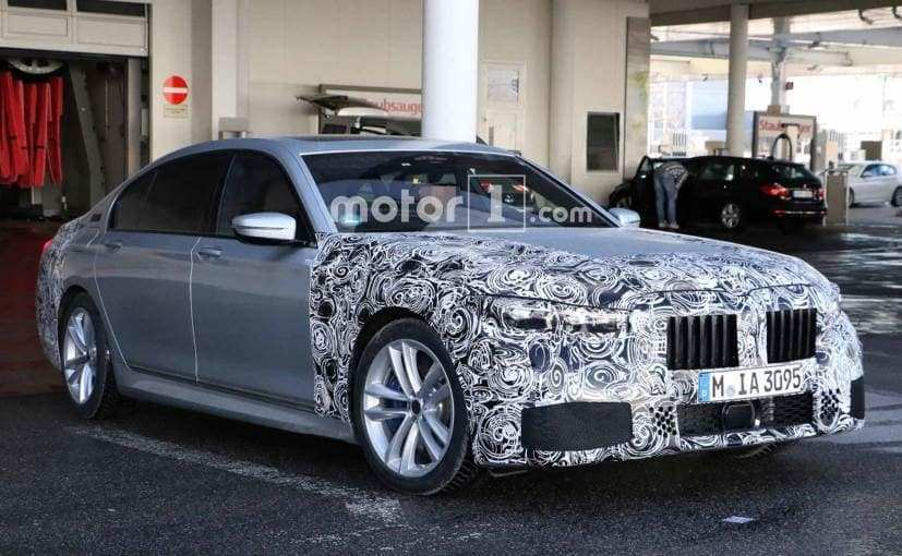 28 A 2019 BMW 7 Series Overview