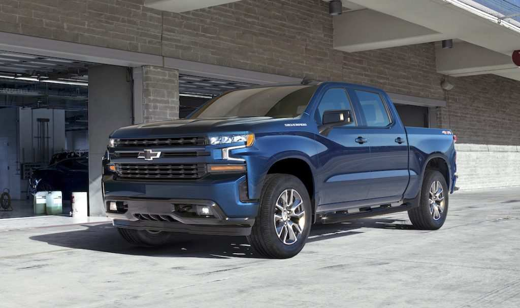 28 A 2019 Chevy Silverado 1500 Spesification