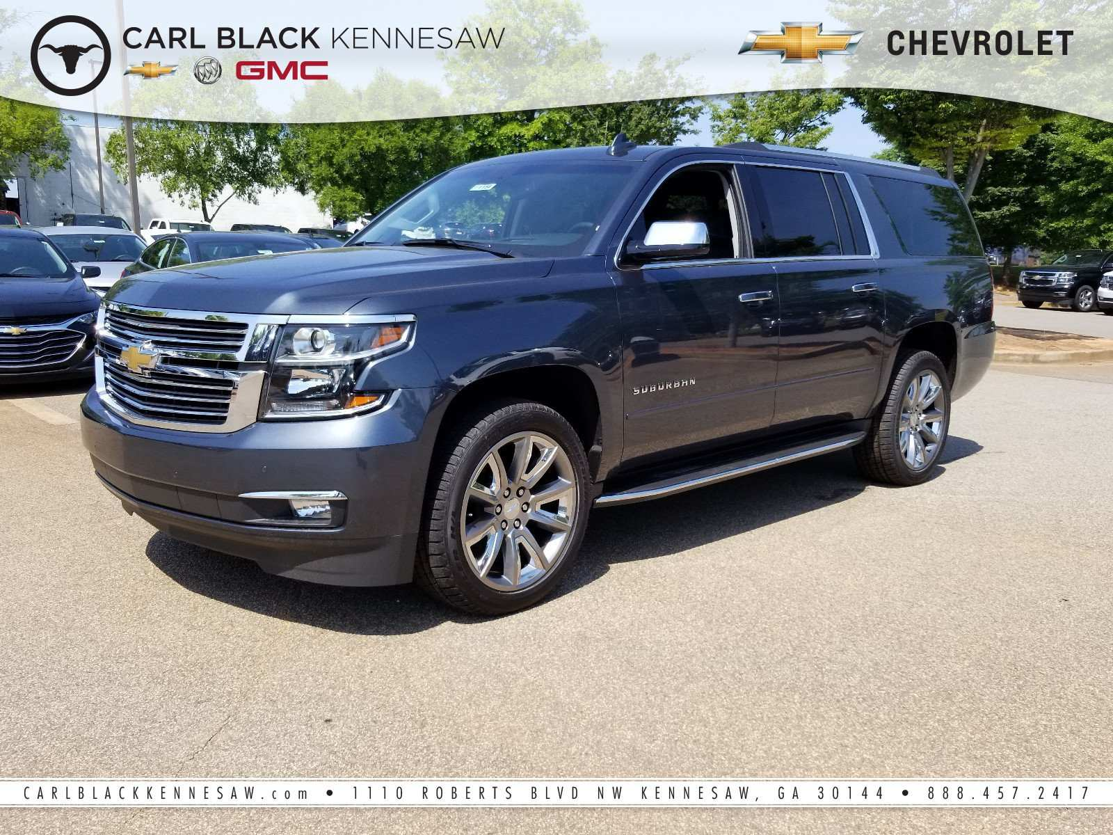 28 A 2019 Chevy Suburban Z71 First Drive