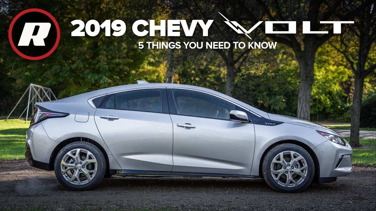 28 A 2019 Chevy Volt Redesign And Concept