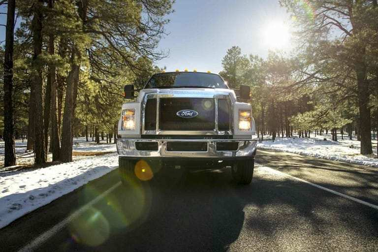 28 A 2019 Ford F 650 F 750 Exterior And Interior