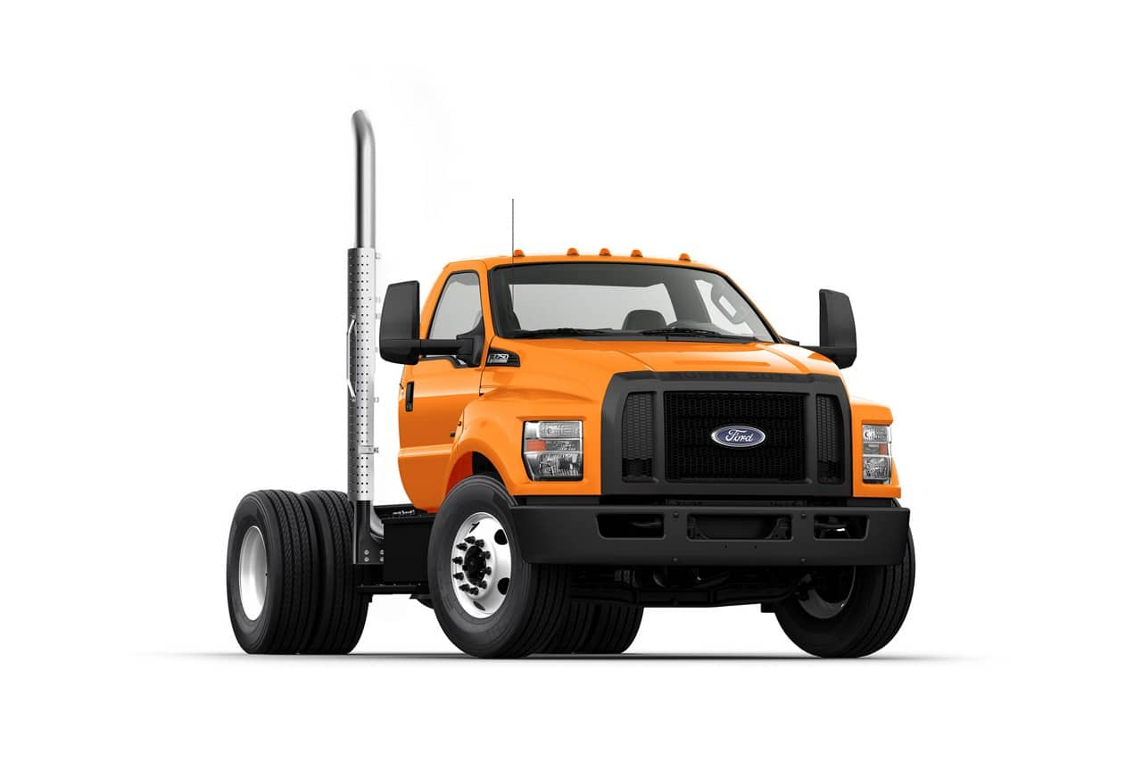 28 A 2019 Ford F 650 F 750 Overview