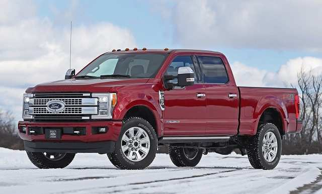 28 A 2019 Ford F250 Configurations