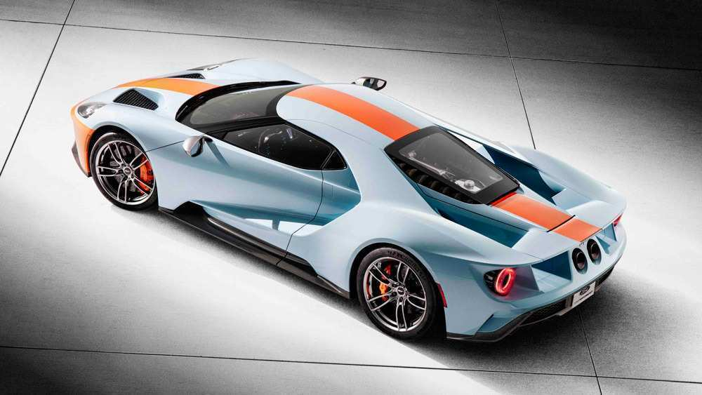 28 A 2019 Ford Gt Supercar Release Date