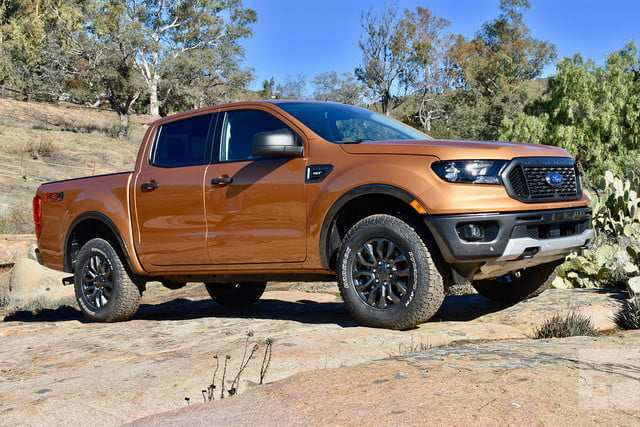 28 A 2019 Ford Ranger Vs Bmw Canyon Photos