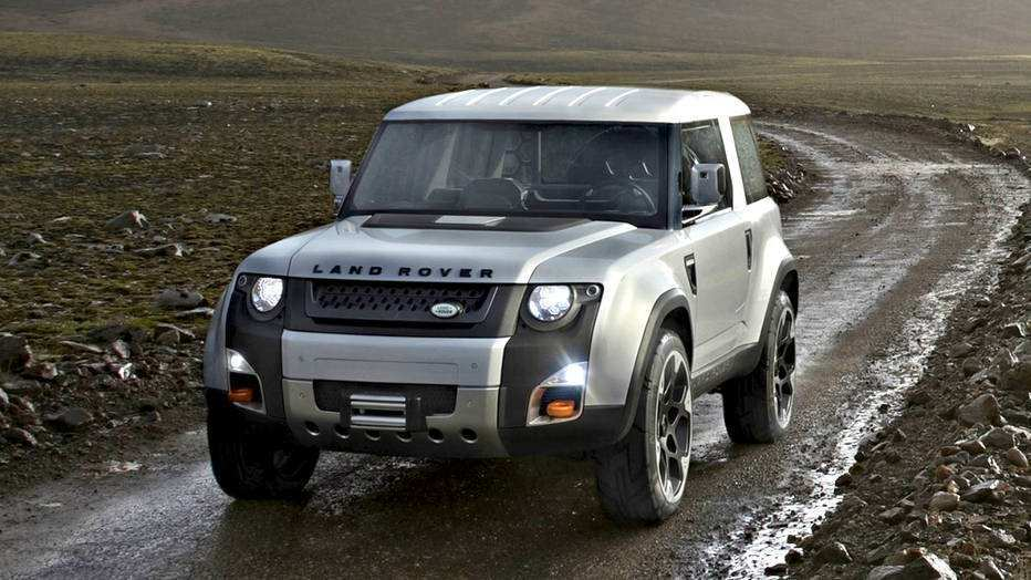 28 A 2019 Land Rover Defender Release