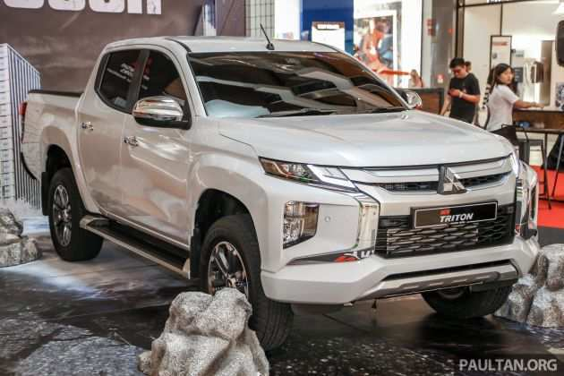 28 A 2019 Mitsubishi Triton Review And Release Date