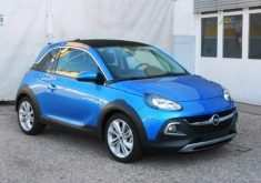 2019 Opel Adam Rocks