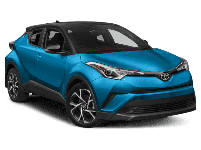 28 A 2019 Toyota C Hr Compact New Concept
