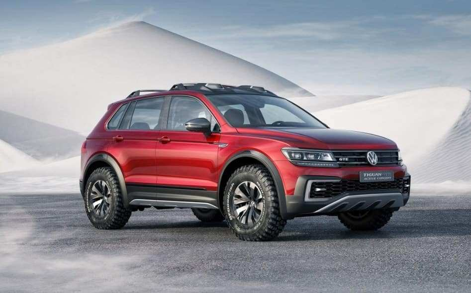 28 A 2019 VW Tiguan Price And Release Date