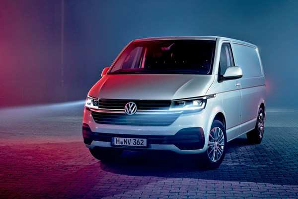 28 A 2019 Volkswagen Transporter Speed Test