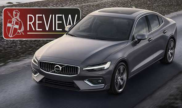 28 A 2019 Volvo V60 Price First Drive