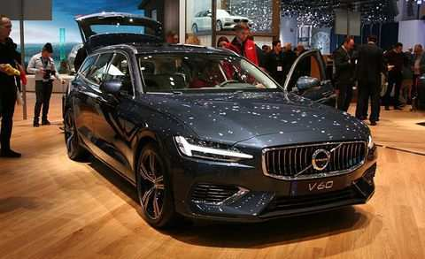 28 A 2019 Volvo V60 Price Ratings