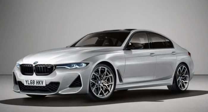 28 A 2020 BMW 5 Series Overview