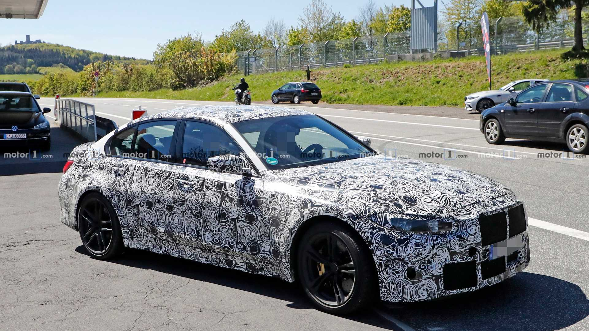 28 A 2020 BMW M3 Rumors