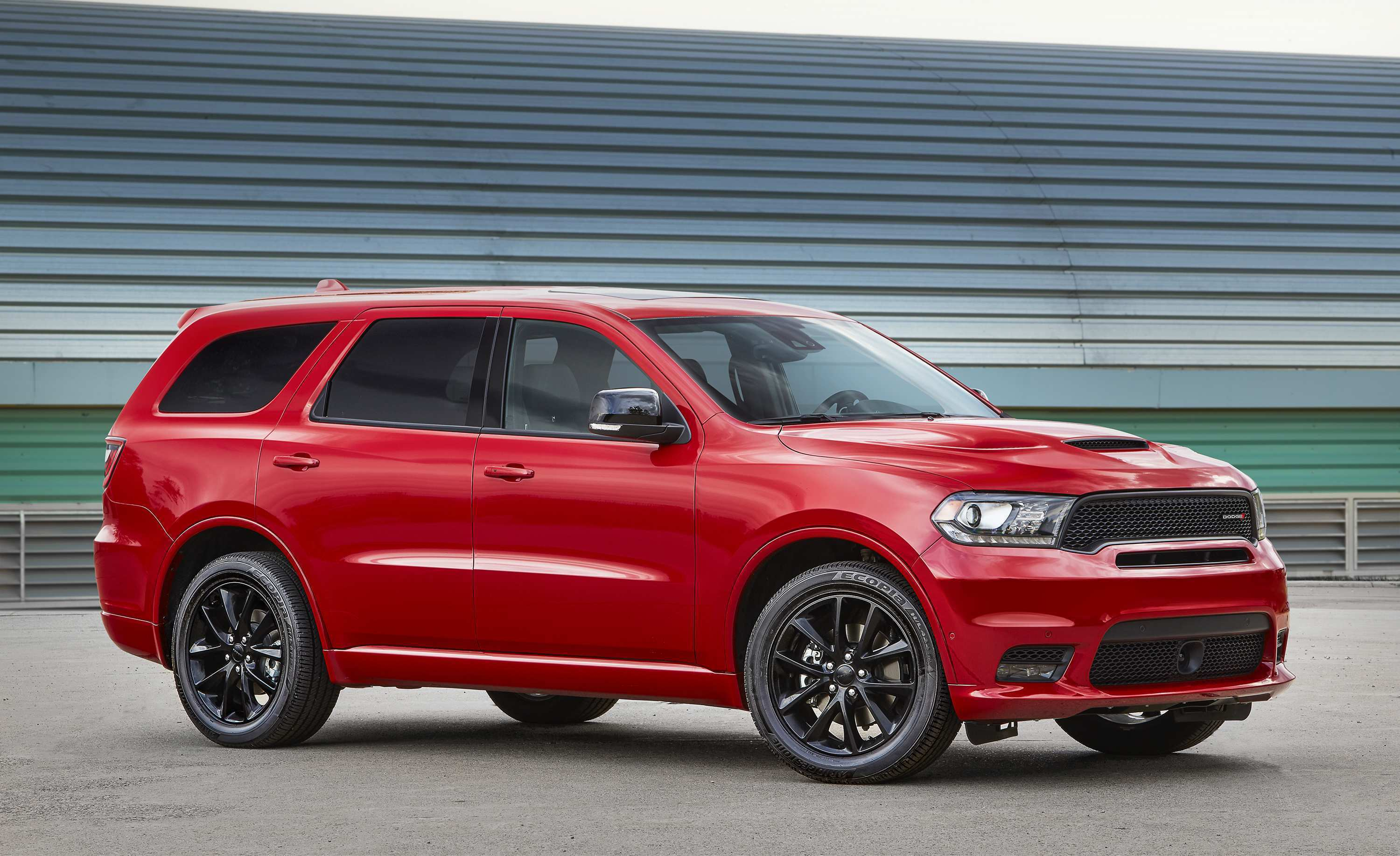 28 A 2020 Dodge Durango Srt Exterior And Interior