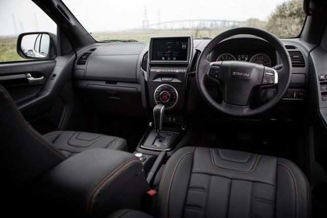 28 A 2020 Isuzu Dmax New Model And Performance