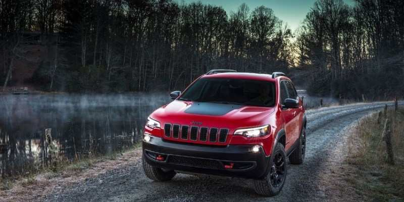28 A 2020 Jeep Cherokee New Review