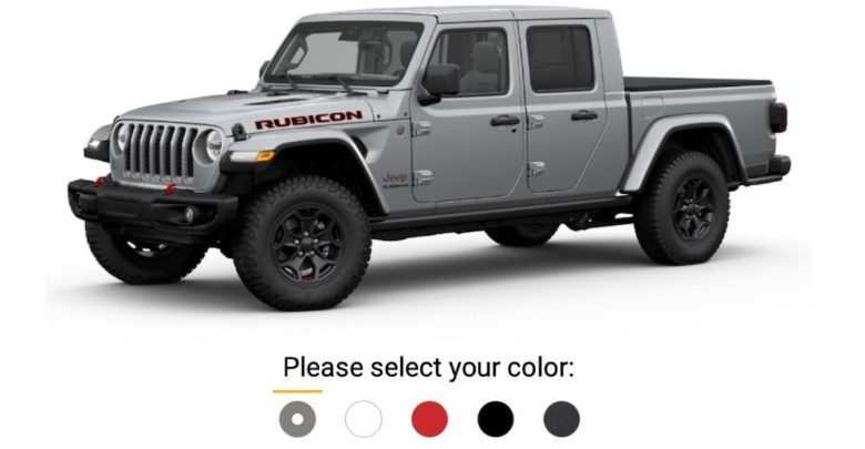 28 A 2020 Jeep Gladiator Launch Edition Performance