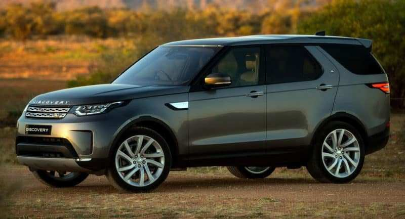 28 A 2020 Land Rover LR4 Ratings