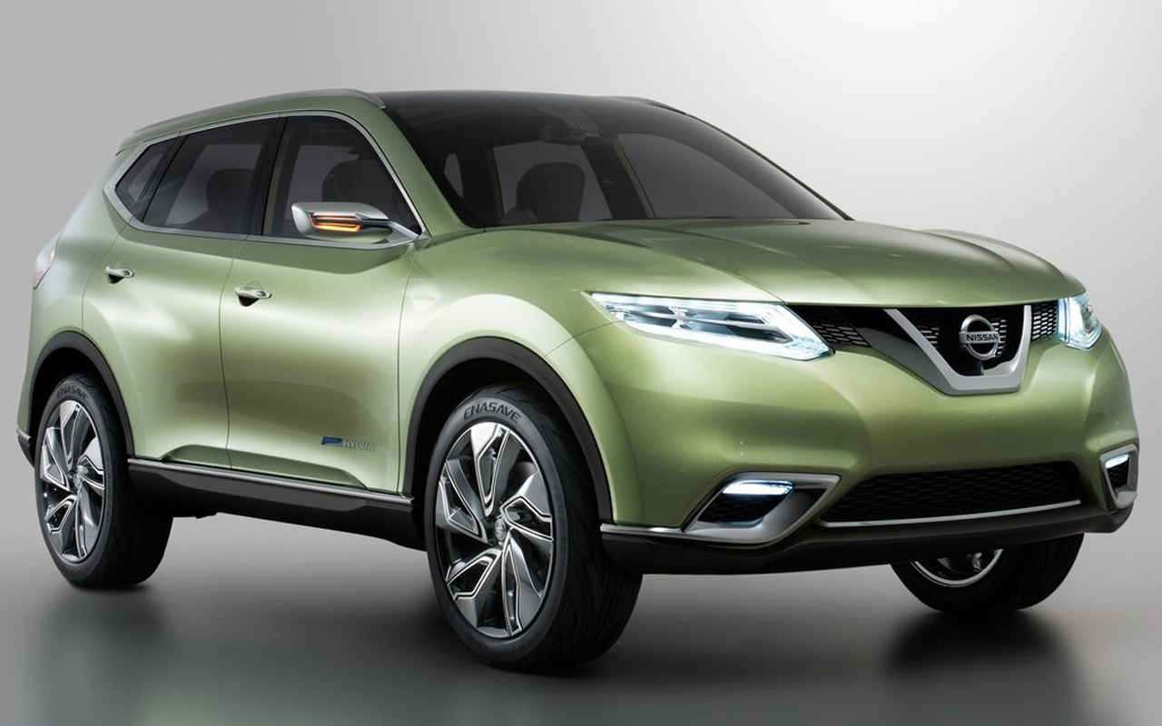 28 A 2020 Nissan Rogue Hybrid Overview