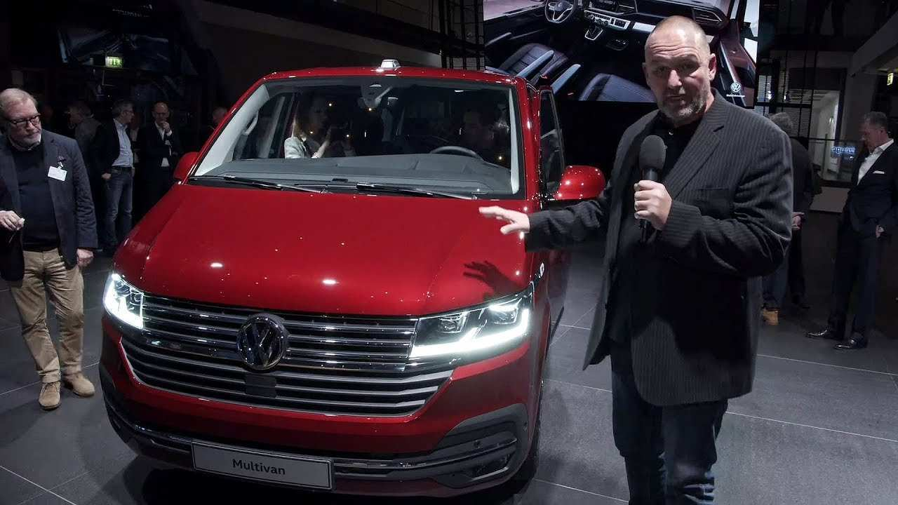 28 A 2020 VW Transporter New Concept