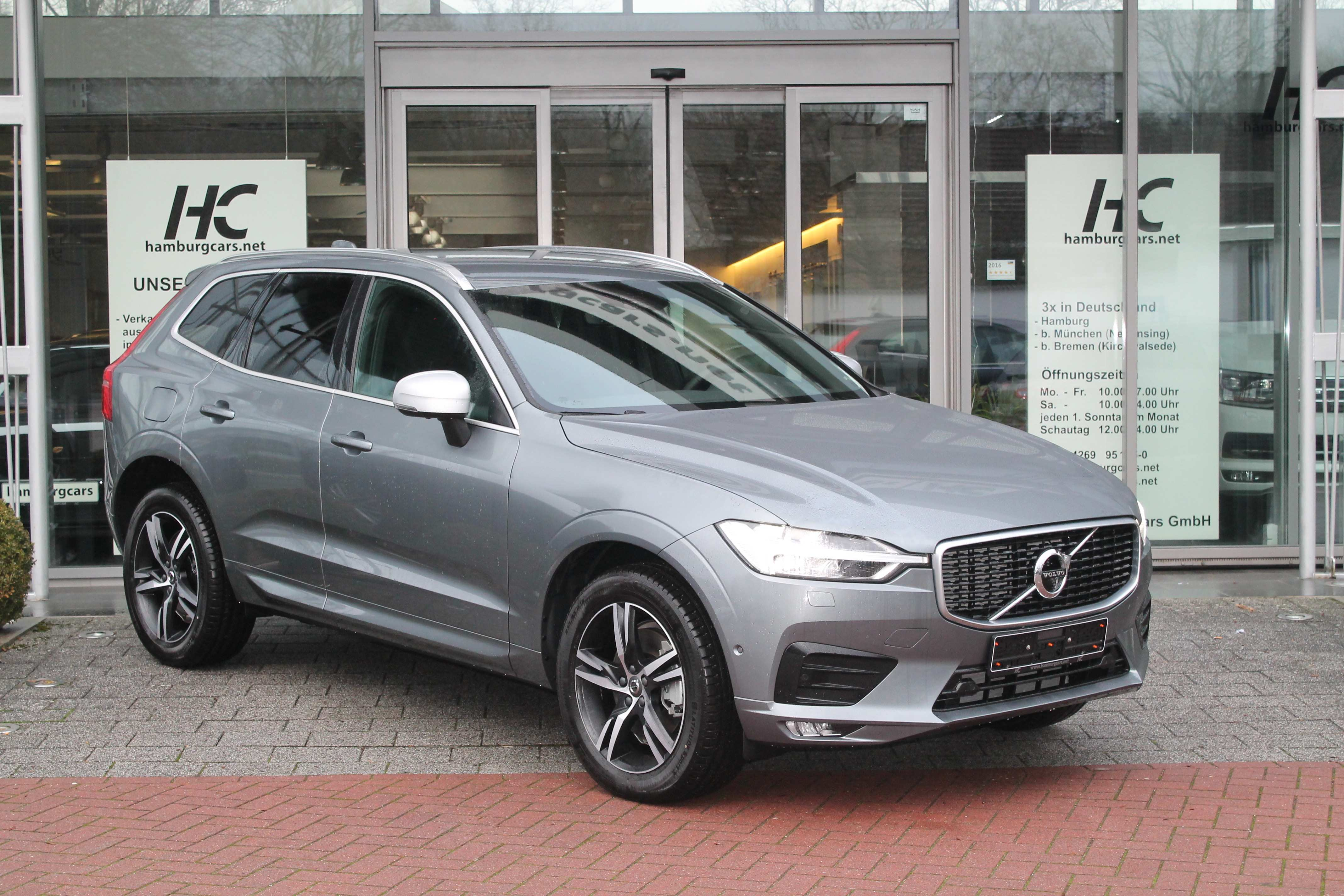 28 A 2020 Volvo XC60 Performance And New Engine
