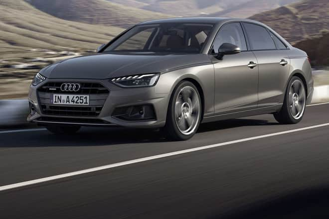 28 A Audi A4 Model Year 2020 Redesign