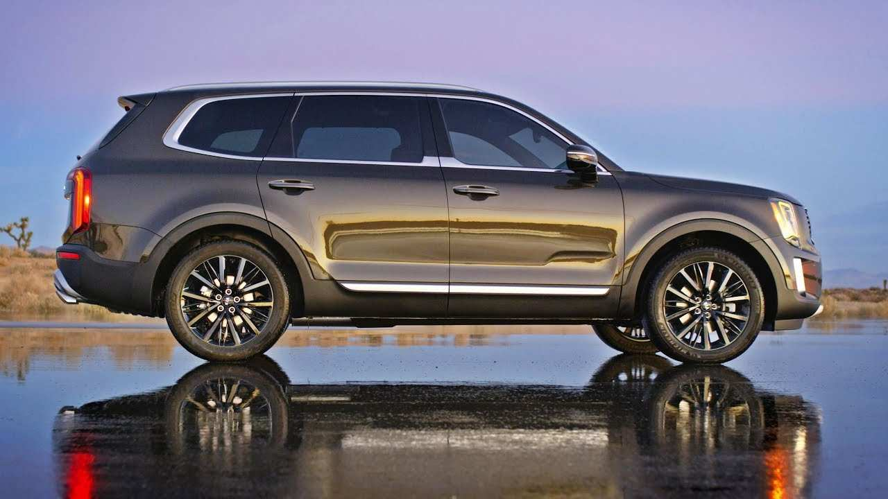 28 A Kia Large Suv 2020 Model