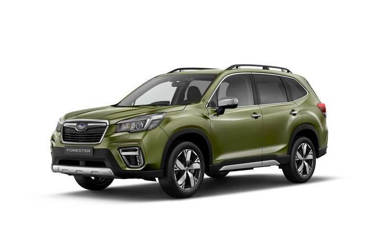 28 A Subaru Forester 2019 News Spesification