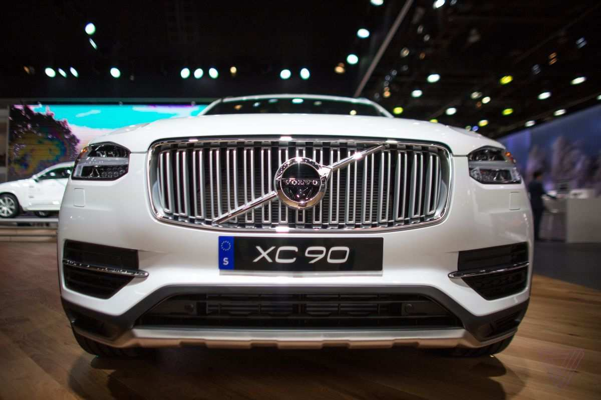 28 A Volvo All Electric Cars By 2019 Release Date