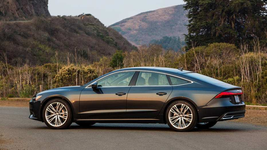 28 All New 2019 All Audi A7 History