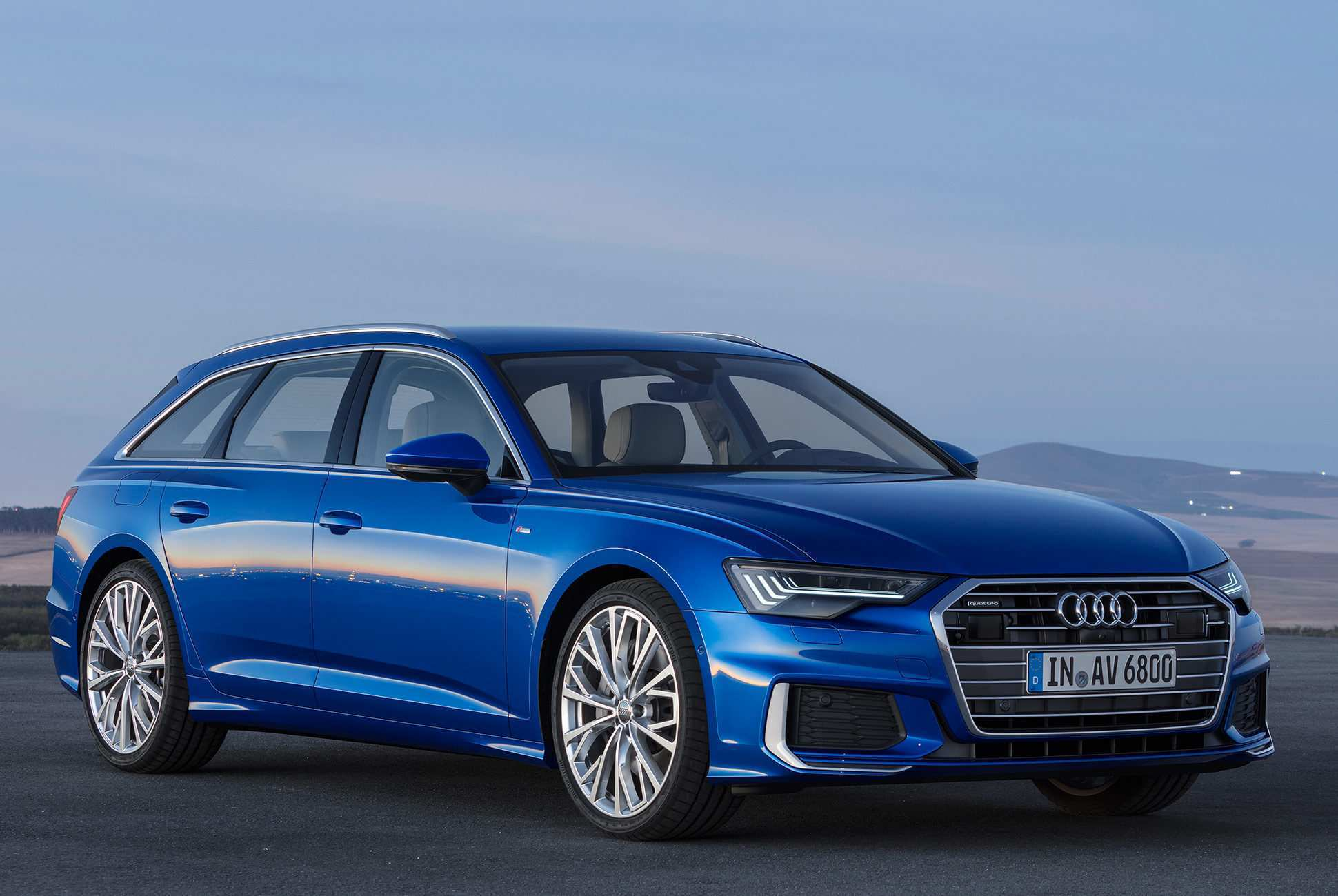 28 All New 2019 Audi A6 Comes Images